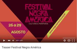 festival negra america foto