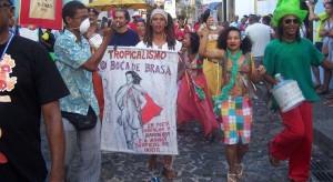 Bloco Boca de Brasa da Biblioteca Betty Coelho - poesia e literatura no carnaval