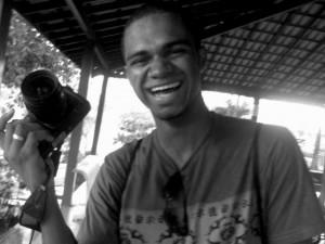 Época em que cursava Comunicação e Jornalismo em Salvador