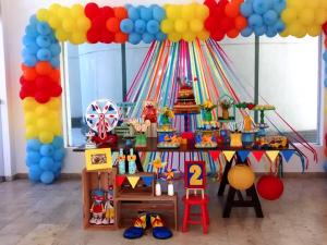 Joice Ribeiro - Produção de festas realizada pela sua emrpesa Artes em Arte