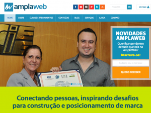 print novo website amplaweb