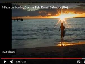 Frame do Filme Filhos da Ilusão de Marina Lima