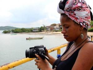 Marina Lima - Produzindo documentário para o Comunikabum