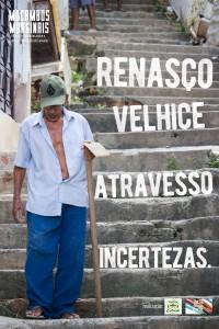 Poesia de Marina Lima para o Projeto Mocambos Marginais, do Coletivo Cutucar. Foto Lennon Reis